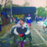 Alessandro Scalvinoni Maratona di New York 1995