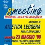 LOCANDINA 8 MEETING