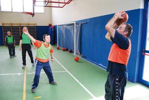 Sport disabili Val Camonica polisportiva basket (1)