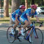 Ciclismo tandem-Panizza Bersini