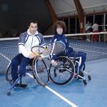 Tennis-Gioele e Dario
