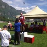 meeting 2013 - Pietro Baisini premiato