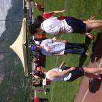 meeting 2013 - Le tre atlete